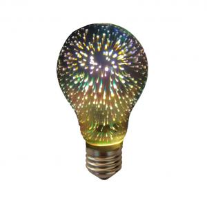 3D Filament LED A60 Ε27