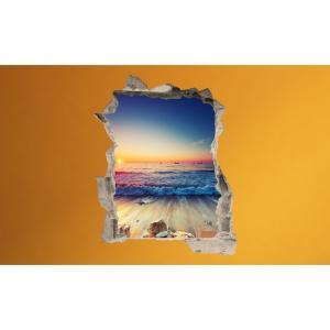 3D fototapeta, Beach, 100 x120cm