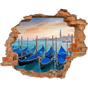 3D fototapeta, Benátky, 125 x100cm