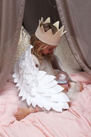 A Little Lovely Company Svietiaca snehová guľa - Swan Princess