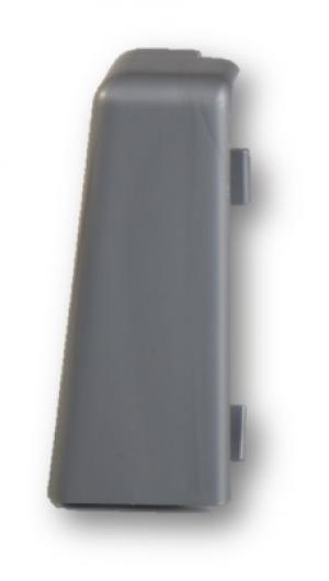AC45-3 QUADRO 60 ROH VON ALU - STRIEBRO N