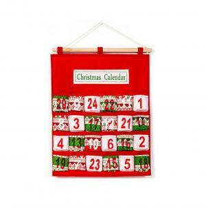Adventný kalendár závesný