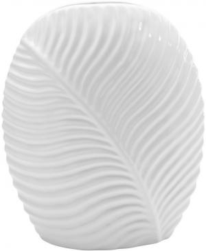 Ambia Home VÁZA, keramika, 24.2 cm - biela
