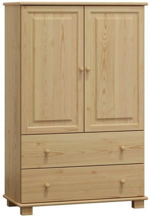 AMI nábytok prádelník č1 borovice