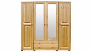 AMI nábytok skříň 4Dč1 šířka 180 borovice
