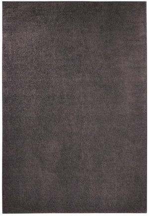 Antracitový koberec Hanse Home Pure, 160 × 240 cm