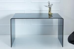 Antracitový písací stôl Ghost 70 x 120 cm »