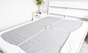 APEX Napínací úchyt na plachtu krížový 70 cm – 240 cm 1ks