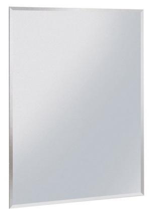 Aqualine 22496 zrkadlo 60x80 cm, s fazetou, bez uchytenia