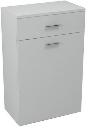 AQUALINE - ZOJA/KERAMIA FRESH skrinka spodná s košom 50x78x29cm, biela (51310)