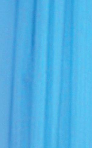 Aqualine ZV019 sprchový záves 180x200cm, vinyl, modrý