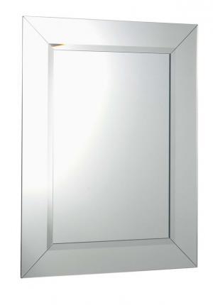 Arak AR060 zrkadlo s lištami a fazetou 60x80 cm