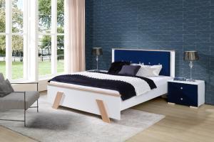 ArtBed Manželská posteľ Alicante Prevedenie: 140 x 200 cm