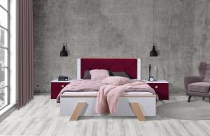 ArtBed Manželská posteľ Arona Prevedenie: 140 x 200 cm