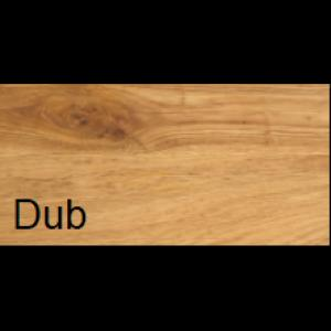 ArtBim Nočný stolík DIRK dub
