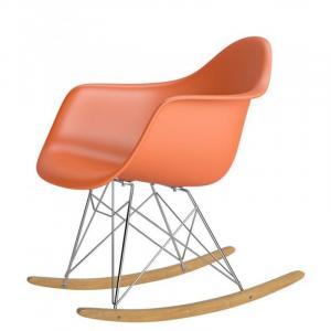ArtD Jedálenská stolička P018RR PP inšpirovaná RAR oranžová