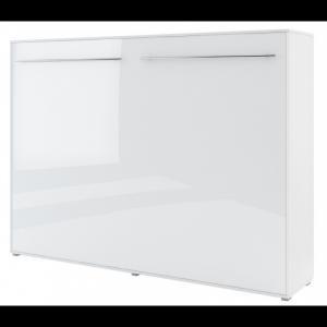 ArtDig Sklápacia posteľ Notion Pro NP-04 140x200/biely lesk