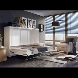 ArtDig Sklápacia posteľ Notion Pro NP-05 120x200/biely lesk