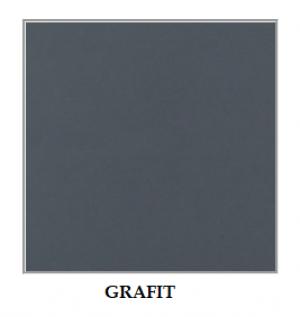 ArtElb Jedálenský stôl Wenus 2 L Farba: Grafit