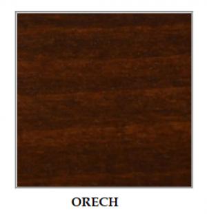 ArtElb Jedálenský stôl WENUS 5 S Farba: Orech
