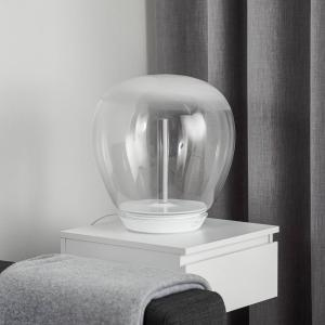 Artemide Artemide Empatia sklenená lampa s LED, Ø 36cm