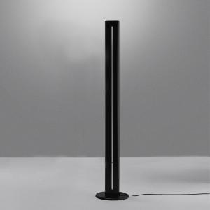 Artemide Megaron - stojací lampa - černá - LED 2700K A0160W50