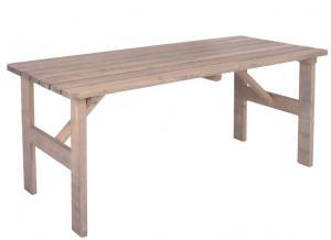 ArtRoja VIKING stôl ŠEDÝ - 150 cm