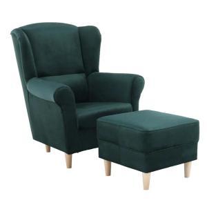 ASTRID Riviera smaragdová 0000211105