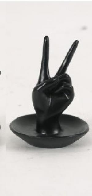 Autronic, Odkladač na prstienky malý čierny