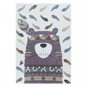 Ayyildiz koberce Dětský kusový koberec Funny 2104 violet - 200x290 cm