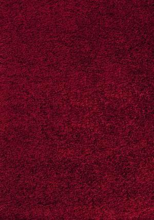 Ayyildiz koberce Kusový koberec Dream Shaggy 4000 Red - 80x150 cm