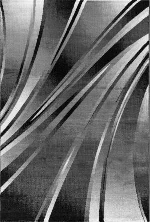 Ayyildiz koberce Kusový koberec Parma 9210 black - 120x170 cm