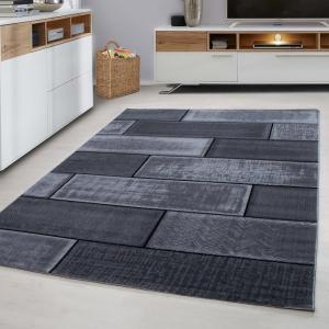 Ayyildiz koberce Kusový koberec Plus 8007 black - 160x230 cm