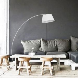 AZzardo Olav Floor White AZ1035