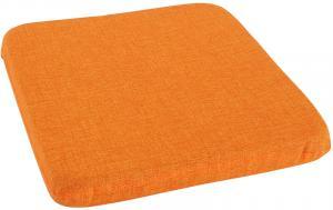 B.E.S. - Petrovice, s.r.o. Sedák 40 x 40 cm se šňůrkami - Oranžový