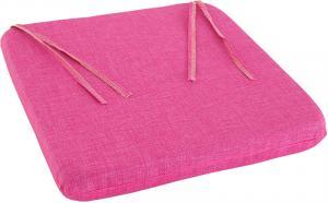 B.E.S. - Petrovice, s.r.o. Sedák 40 x 40 cm se šňůrkami - Růžový