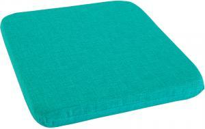 B.E.S. - Petrovice, s.r.o. Sedák 40 x 40 cm se šňůrkami - Zelený tyrkys