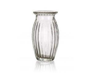 BANQUET Váza skleněná CRASTY 11,5 cm