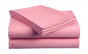 Bavlnená plachta ružová 140x240 cm
