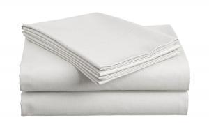 Bavlnená plachta Standard biela 140x240 cm