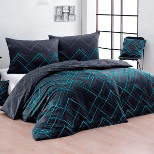 Bavlnené posteľné obliečky Matějovský DEXTER štandardná dĺžka