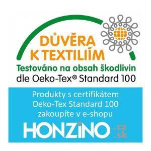 BedTex · Priedušný a nepriepustný chránič matraca Softcel ® na jednolôžko - 90 x 200 cm - shora 100% bavlna + PU záter zdola