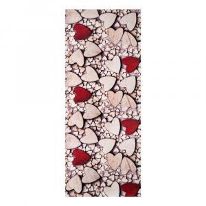 Behúň Floorita Cuori, 58×190cm