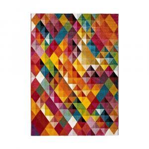 Behúň Universal Belis Triangles, 60 × 120 cm