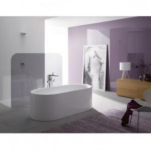 BETTE Lux Oval 170 x 75 x 45 cm vaňa voľne stojaca 3465CFXXS000