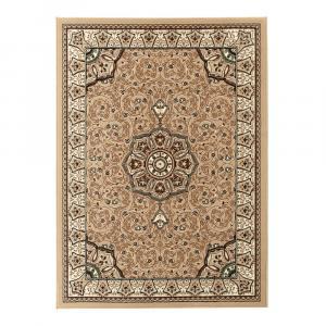 Béžovo-hnedý koberec Think Rugs Diamond, 120 x 170 cm