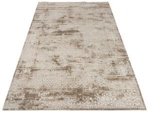 Béžovo-krémový koberec s ornamentami Vintage - 200 * 300cm