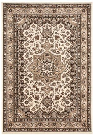 Béžový koberec Nouristan Parun Tabriz, 160 x 230 cm