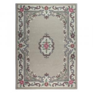 Béžový vlnený koberec Flair Rugs Aubusson, 150×240 cm