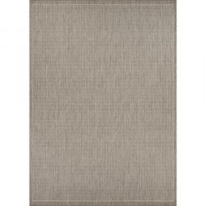 Béžový vonkajší koberec Floorita Tatami, 180 x 280 cm
